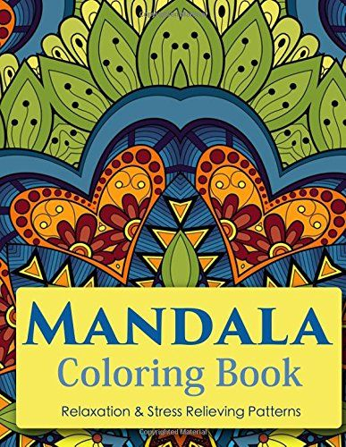 Mandala Coloring Book (New Release 7): Mandala Coloring Books for Adults : Stress Relieving Patterns (Volume 7) by V Art http://www.amazon.com/dp/1522709967/ref=cm_sw_r_pi_dp_niCUwb1Z9BKV9