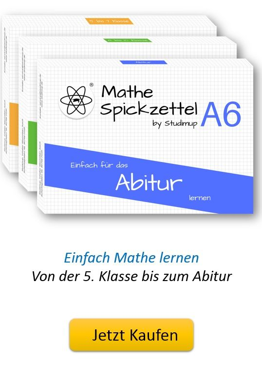 mathe spickzettel a6 by studimup lernen mathe mathematik lernen matheaufgaben. Black Bedroom Furniture Sets. Home Design Ideas