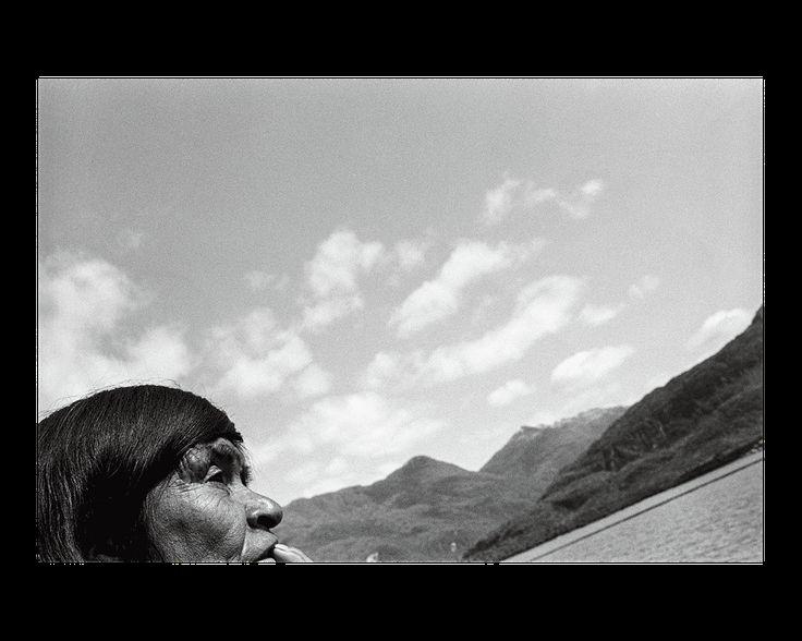 Atáp, Ester Edén Wellington, Puerto Edén, de la serie Los nómadas del mar, 1995