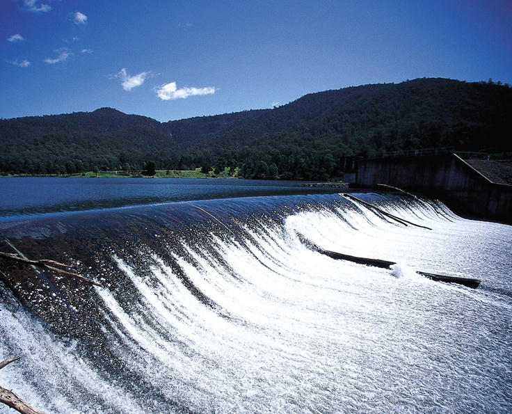 Victorian #hydro projects located in Lake Glen Maggie, Lake William Hovell and Eildon Pondage. #renewable #energy