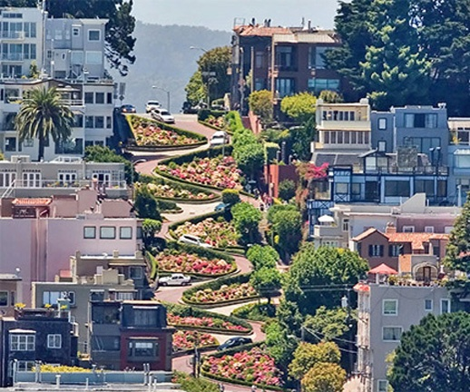 1000 images about weird and beautiful streets on for Lombard place