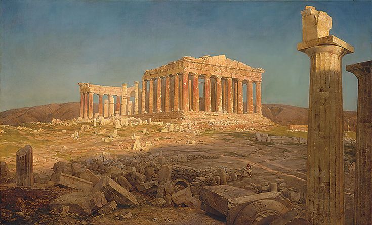 There was a Pre-Parthenon. Before the Parthenon was created there had been another building and settlement in its place. Scholars...