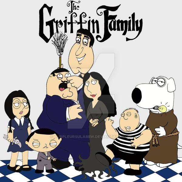 Family Guy Room Decor