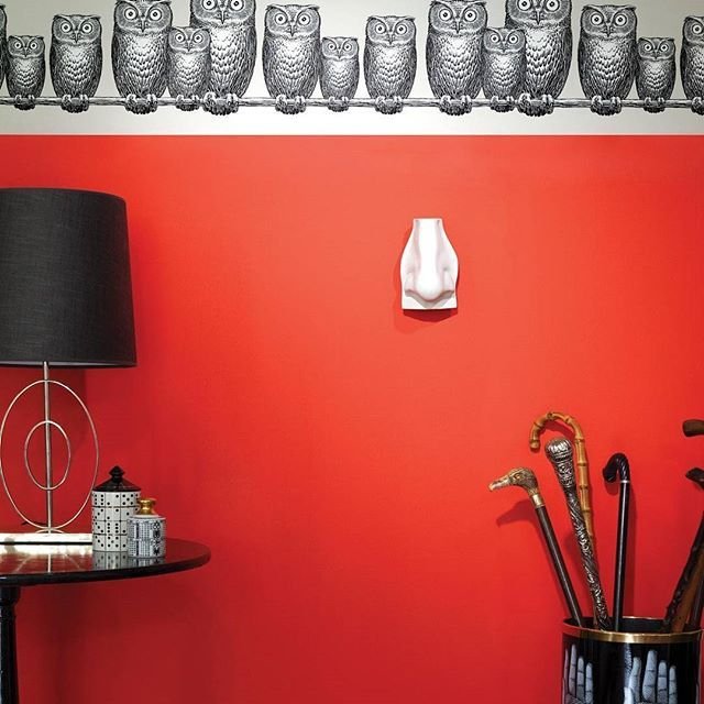 Nottambule Fornasetti Ii By Cole And Son Wallpapers Available At Texas Paint Wallpaper In Dallas