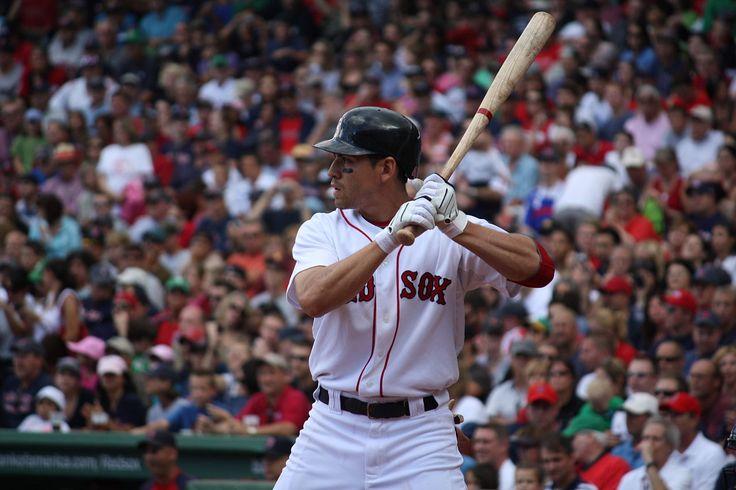 Red Sox Player Ready To Hit #Boston #RedSox #BaseBall #MLB #AskaTicket