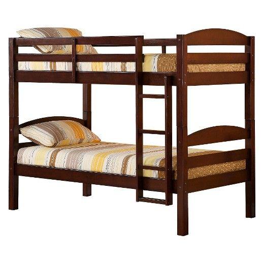 Solid Wood Bunk Bed - Walker Edison : Target
