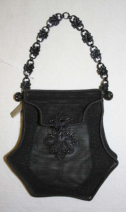 dating antique purses