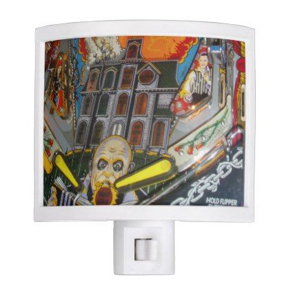 The Addams Family Pinball Game Night Light - photography gifts diy custom unique special