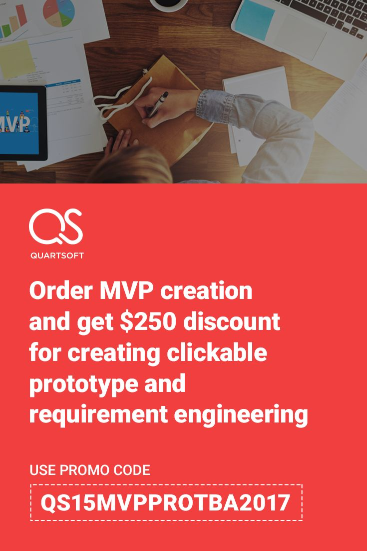 31 best promo info promo codes for quartsoft services images on quartsoft gives 250 discount for creating clickable prototype and requirement engineering if ordering mvp creation fandeluxe Gallery