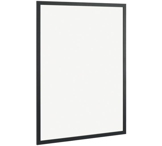 Buy Habitat Ontario A4 Frame - Black at Argos.co.uk, visit Argos.co.uk to shop online for Photo frames, Wall art, pictures and photo frames, Home furnishings, Home and garden