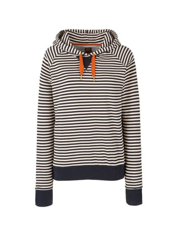I seem to be super into the nautical stripes lately...they're catching my eye everywhere.