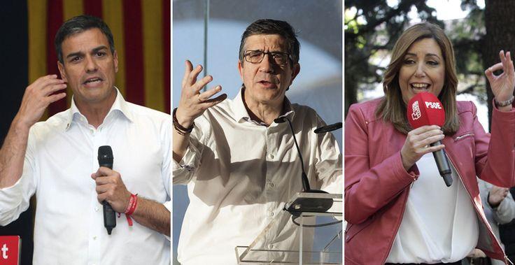 Votación – ¿Quién crees que ha ganado el debate para las primarias del PSOE? #Vota #Patxi_López #Pedro_Sánchez #primarias_del_PSOE #PSOE
