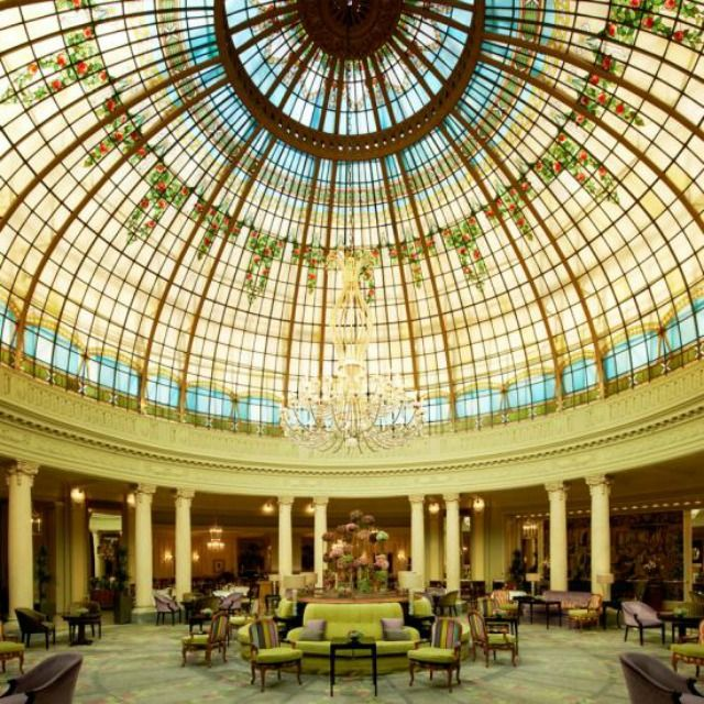 Top 10 hospitality design firms to know in 2017 design for Top hospitality architecture firms
