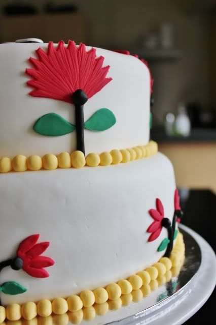 Beautiful for a New Zealand Christmas cake