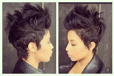 Like The River Salon Hair Amp Nails Pinterest Salons Short Cuts And Short Hair