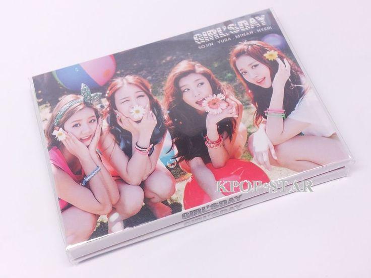 GIRLSDAY Girls Day Portable Photo Memo Pad KPOP Korean K Pop Star