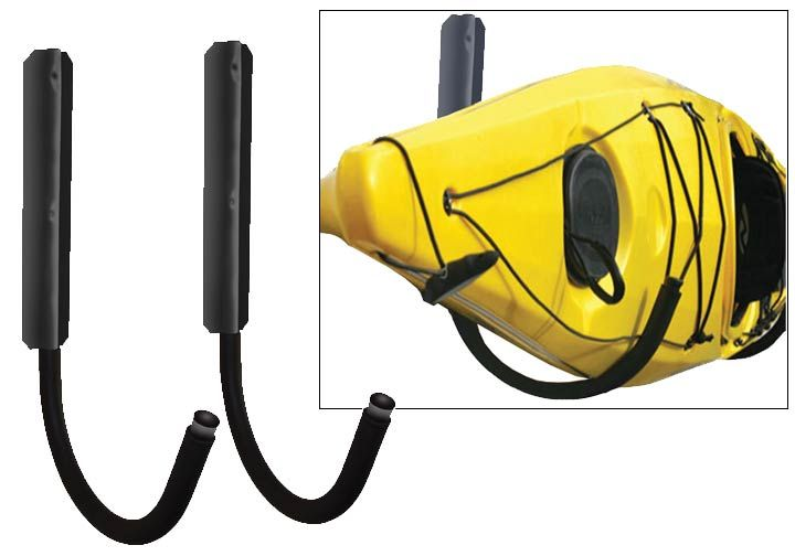 SS44011 Wall-Mount Kayak Storage Rack