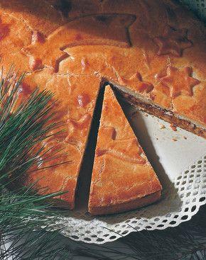Recept - Karácsonyi sütemény