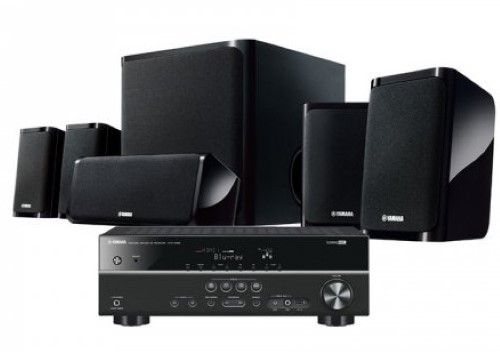 Yamaha YHT-399 5.1 Home Cinema Package. On Special Offer at Ortons AudioVisual