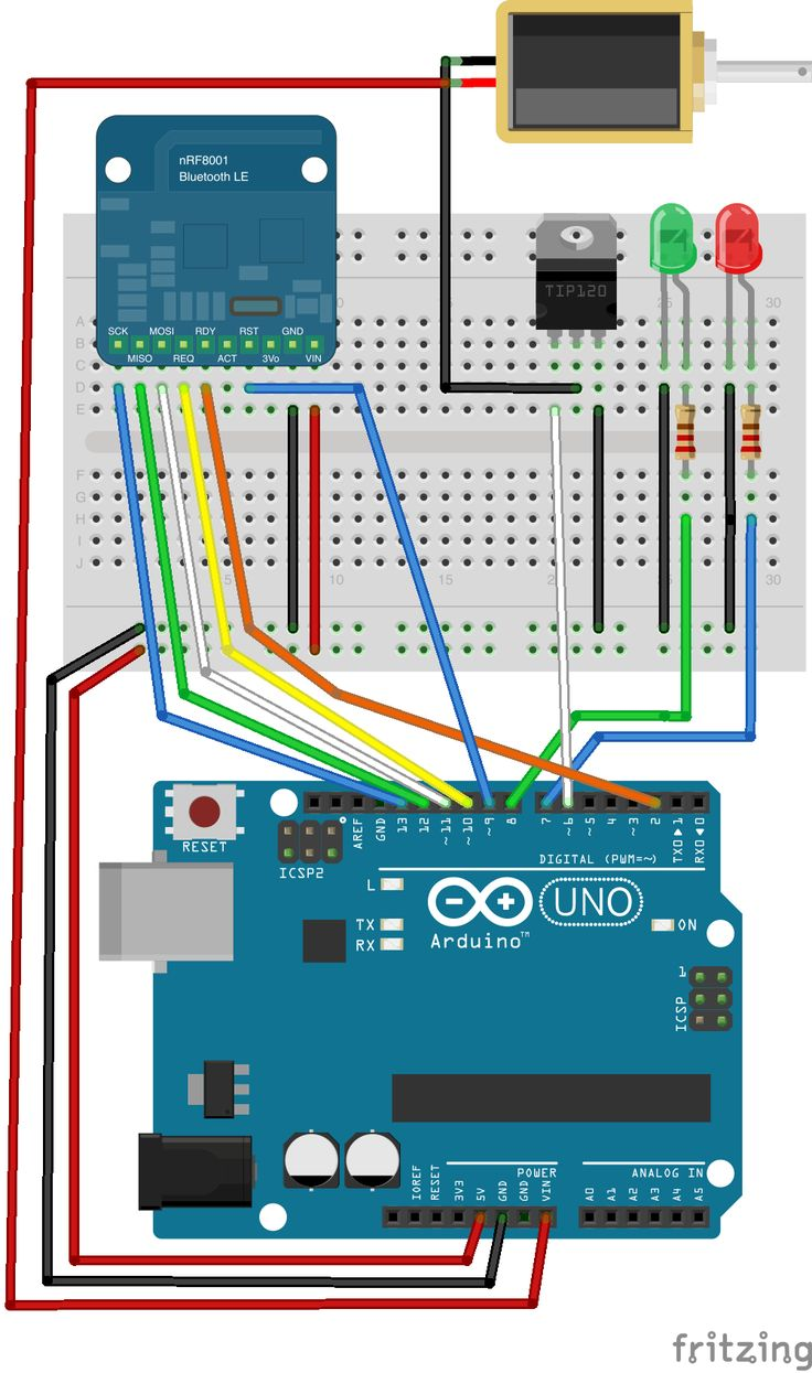 20 Best Mechanics To You Coming Open 2016 April 3rd Images On Ultrasonic Circuit Audio Circuits Nextgr Controlling A Lock With An Arduino And Bluetooth Le