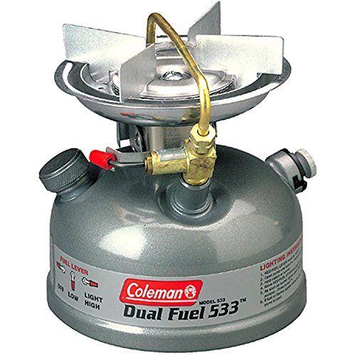 Coleman Sportster Ii Dual Fuel 1 Burner Stove -- Click image for more details.