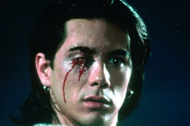 """James Duval as Frank the Bunny in """"Donnie Darko"""""""