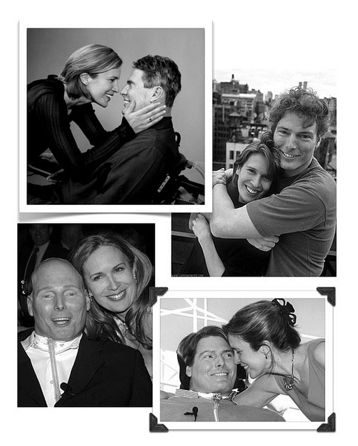 The love story of Christopher and Dana Reeve, by {this is glamorous}, via Flickr