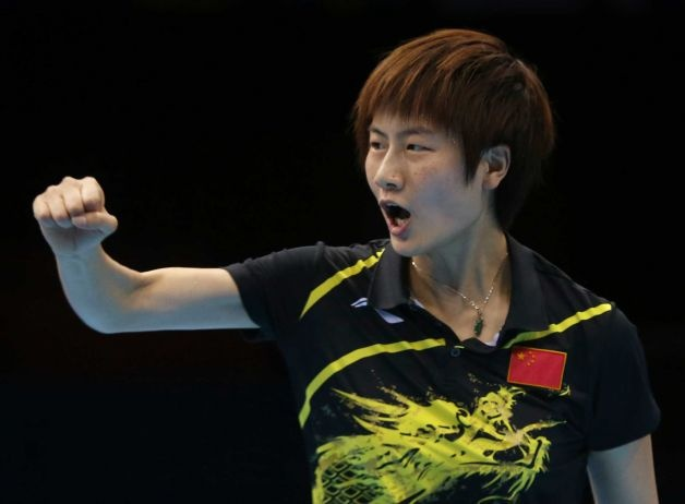 http://www.MilitaryGradeNutritionals.com/blog  China wins another gold in Olympic table tennis.