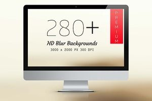 Free 280+ Premium Blurred Backgrounds. Expires on 26th June 2015
