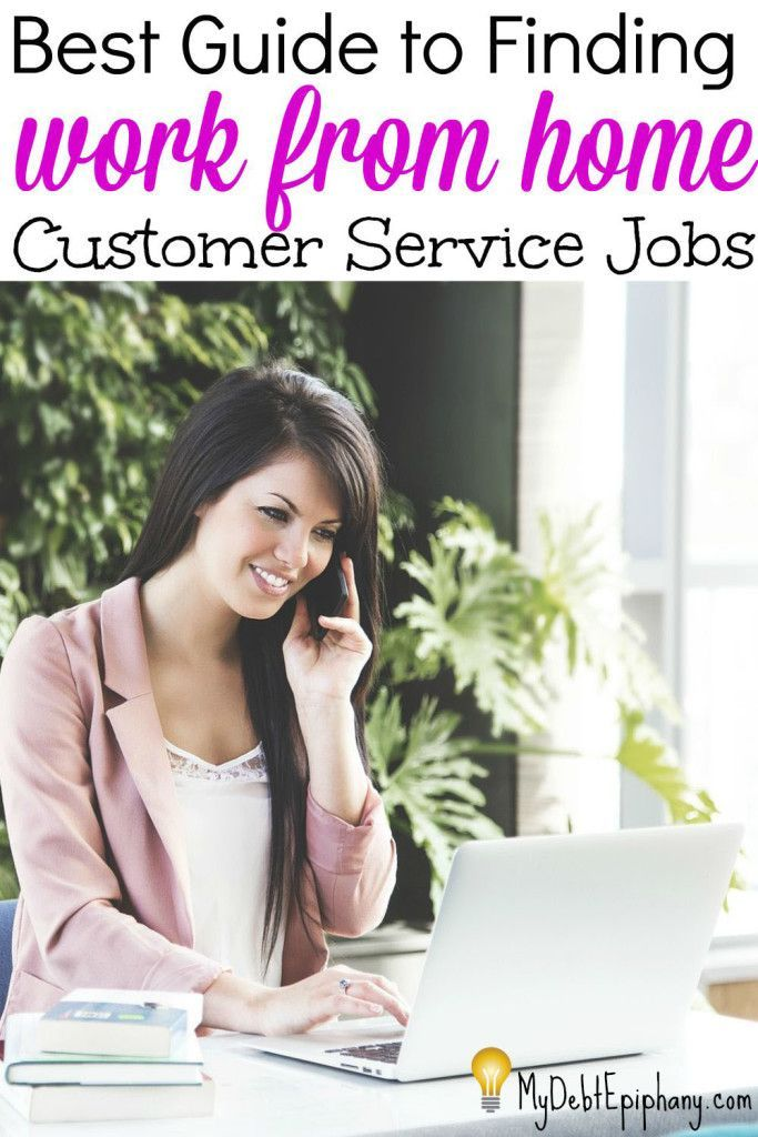 Best Guide to Finding work from home. Customer Service jobs are easy and very capable to work from home.