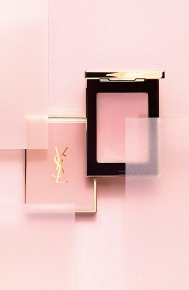 This Blur Perfector by Yves Saint Laurent transforms from a balm to a powder upon application to blur imperfections and create a transparent, ever-so-slight rosy-glow effect.