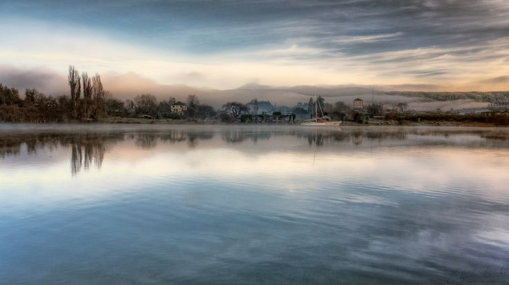Valdivia River at Dawn by Charles Brooks on 500px