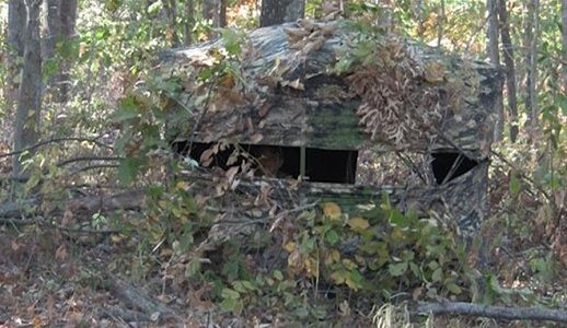 The Ultimate Guide To Hunting From A Ground Blind