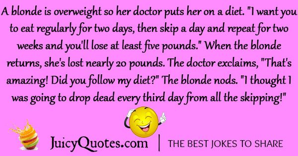 funny doctor joke