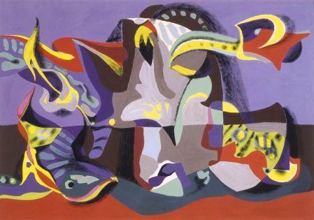 Paul Emile Borduas. Follow the biggest painting board on Pinterest: www.pinterest.com/atelierbeauvoir