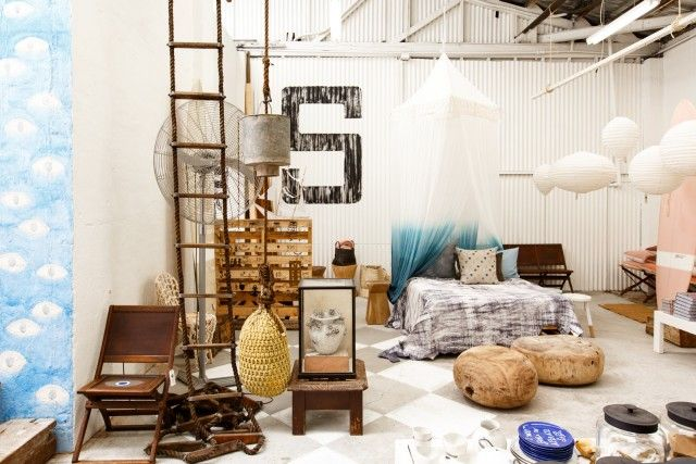 Sibella Court's new space, TV show and book and life as a travelling mum - The Interiors Addict