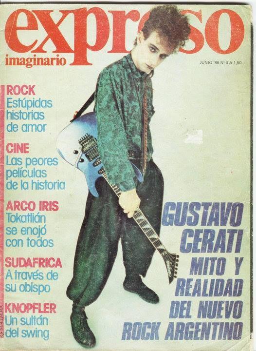 Soda Stereo- Revista expreso