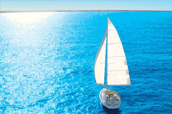 Sailing Safety Tips   Alabama Boating License Study Guide for ...