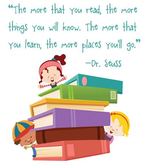 Quotes About Love: 17 Best Images About Children's Reading Quotes On