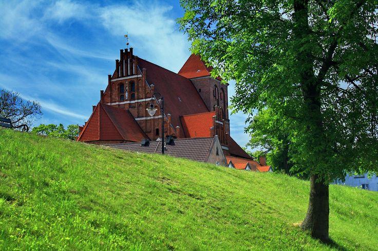 Kościół św. Piotra i Pawła / #pomorskie #pomorze #Poland #Polska #Puck #church
