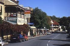 Angaston, South Australia, Australia... a cute little town in the Barossa Valley area.