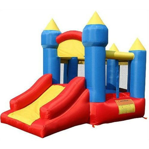 Bounce-House-With-Slide-For-Kids-Jumper-Castle-Party-Inflatable-Outdoor-Indoor