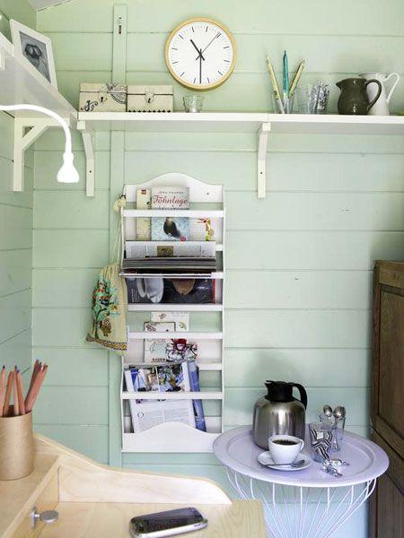 farben f r kleine r ume home decor pinterest raum farben und einrichten und wohnen. Black Bedroom Furniture Sets. Home Design Ideas