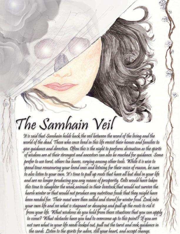 "Samain: ""Samhain - page 2,"" by jezebelwitch, at deviantART."