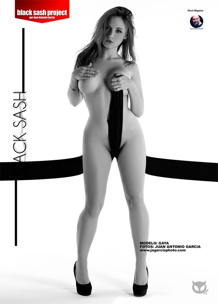 Black Sash Project presenta a Gaya en Shock Magazine®