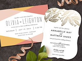 377 best wedding invitations images on pinterest weddings succulent surround rustic floral botanical foil pressed wedding invitations in tuxedo by susan moyal filmwisefo Gallery