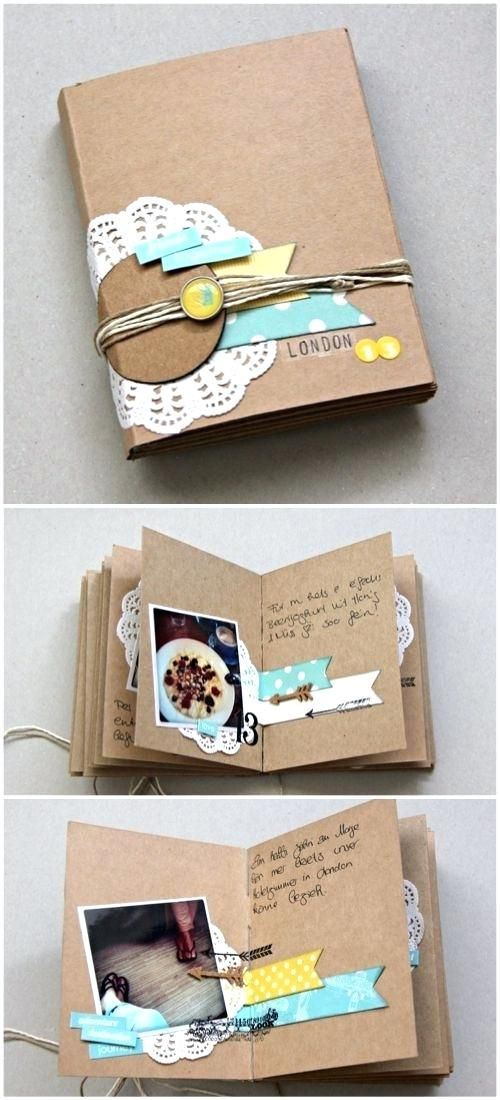 Scrapbook Books Love The Craft Album With A Few Simple Colours Cheap