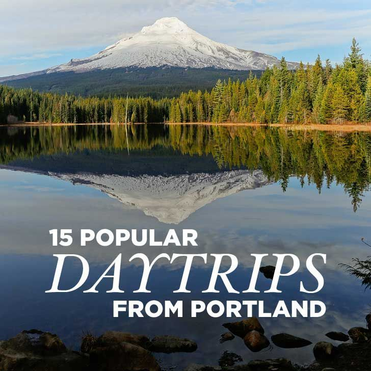 If you're in the Portland area and you love a good road trip, check out these 15 best day trips from Portland Oregon. There's so much to explore nearby! // Local Adventurer #portland #oregon #travelling
