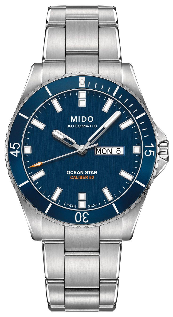 Mido M026.430.11.041.00 der Uhren-Serie Ocean Star Captain V Caliber 80 (Uhren) - uhrendirect.de