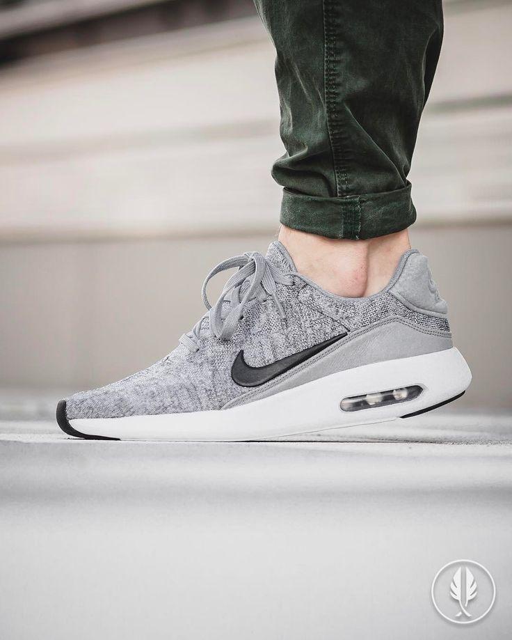 Nike Air Max Modern Flyknit Wolf Grey US 7.0 - 13.0 139.95 Now Live Afew Store Nike @nikesportswear @nikerunning @flyknitclub @airmaxalways @airmaxcity #Nike #AirMaxModern #Flyknit #WolfGrey #teamafew #klekttakeover #womft #sneakerheads #sadp #